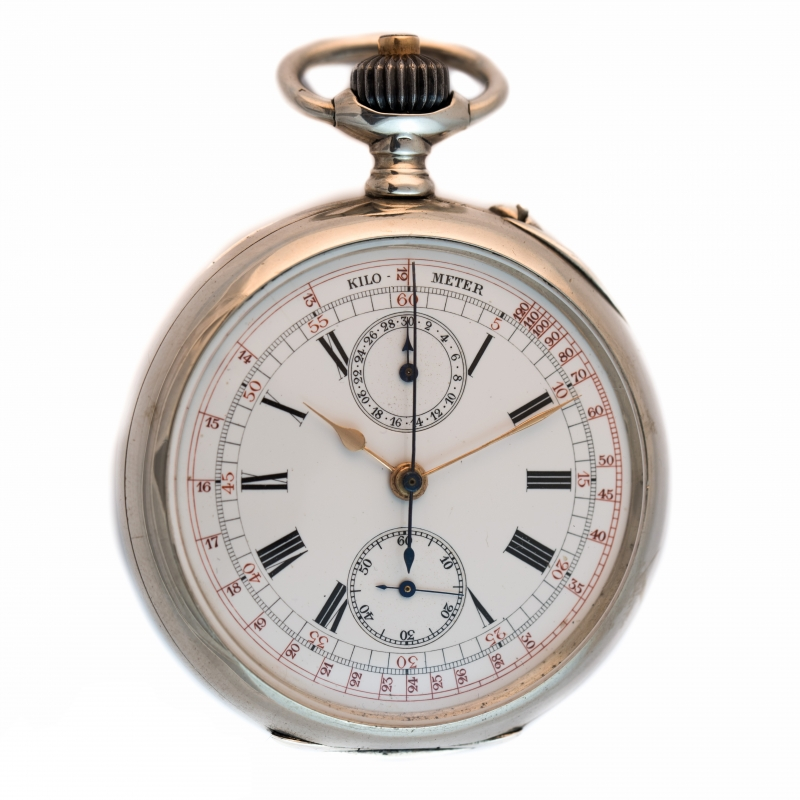 Longines Grand Prix Chronograph
