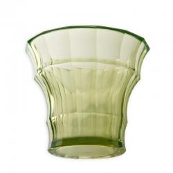 Vase aus Uranglas